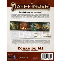 Pathfinder 2 - écran du MJ : paysage
