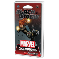 Marvel Champions : Le Jeu de Cartes - Paquet Héros Black Widow