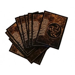 paquet de 50 protège cartes Crypte V:TES