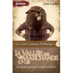 La Vallée des Marchands : Extension