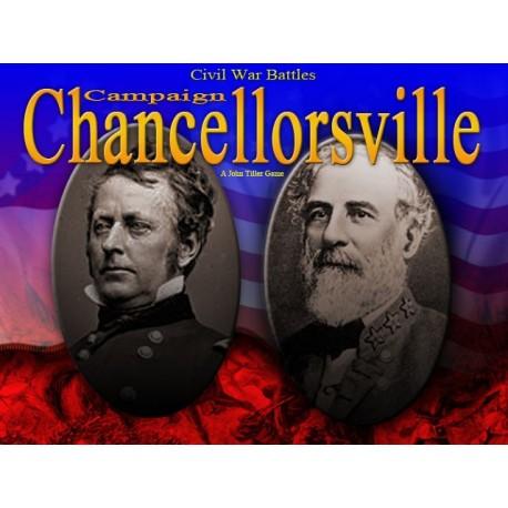Civil War Battles : Chancellorsville