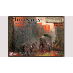Invasions - Volume 1 - 350-650 AD - VF