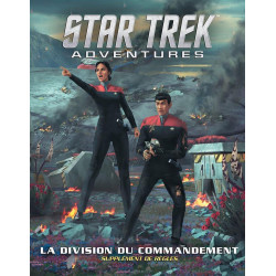 Star Trek Aventures - La Division du Commandement