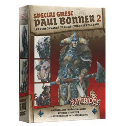 Zombicide Black Plague : Special Guest: Paul Bonner 2