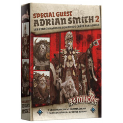 Zombicide Black Plague : Special Guest: Adrian Smith 2