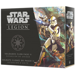 Star Wars Legion Soldats Clones de Phase II