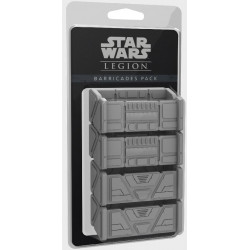 Star Wars Legion : pack de Barricades
