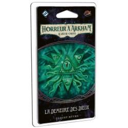 Horreur à Arkham LCG - La Demeure des Dieux