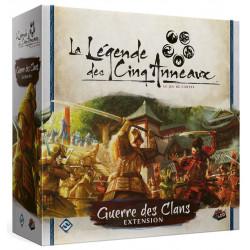 La Légende des Cinq Anneaux LCG - Guerre des Clans
