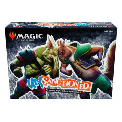 Magic The Gathering : Unsanctioned Deck