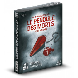 50 Clues - Le pendule des morts - French version