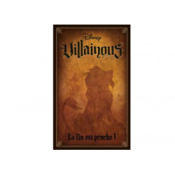 Villainous - La fin est proche - French version