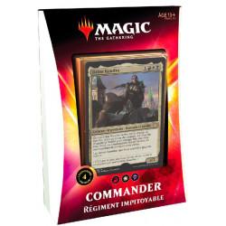 Magic Commander 2020 : Régiment Impitoyable