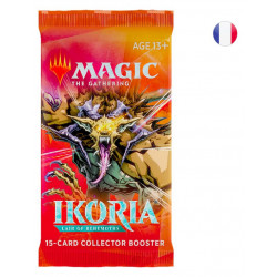 Magic the Gathering : Ikoria - Booster Collector