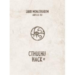 Cthulhu Hack : Libri Monstrorum player's aids