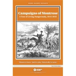 Campaigns of Montrose - Mini Game