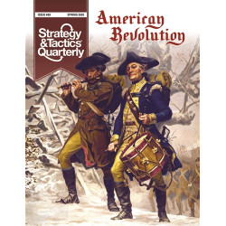 Strategy & Tactics Quarterly n°9 - American Revolution