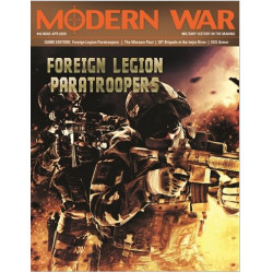 Modern War n°46 - Foreign Legion Paratrooper