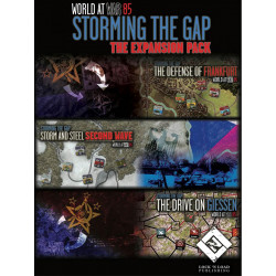 World At War 85 Storming the Gap Expansion Pack