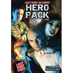 Last Night on Earth : Hero Pack One