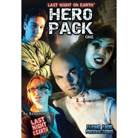 Last Night on Earth : Hero Pack One