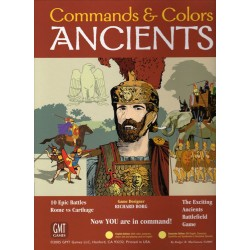 Command and Colors Ancients : Rome vs Carthage