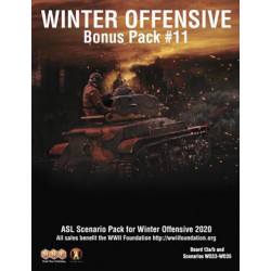 ASL Winter Offensive 2020 bonus pack 11