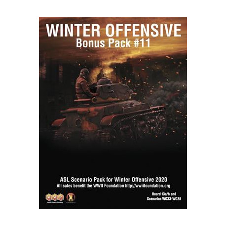 ASL Winter Offensive 2020 bonus pack 11