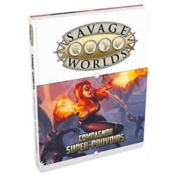 Savage Worlds - Compagnon Super-Pouvoirs