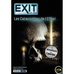EXIT : Les Catacombes de l'Effroi - French version