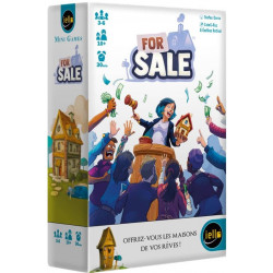 For Sale Mini Games edition - French version