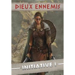 Dieux Ennemis - Initiative ! - French version