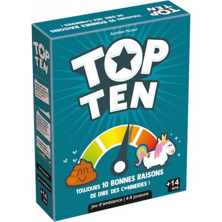 Top Ten - French version