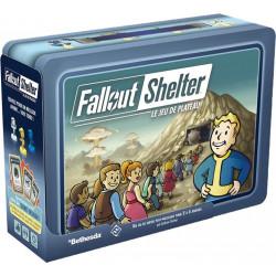 Fallout Shelter - le jeu de plateau