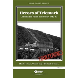 Heroes of Telemark - Mini Game