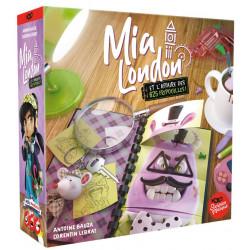 Mia London et l'affaire des 625 fripouilles - French version