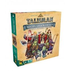 Talisman - Récits Légendaires - French version