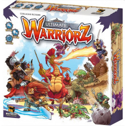 Ultimate Warriorz - used