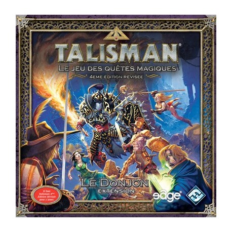 Talisman - Extension Donjon