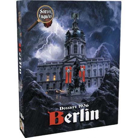 Dossier 1936 - Berlin - French version