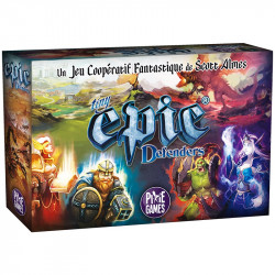 Tiny Epic Defenders - Used