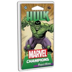 Marvel Champions : Le Jeu de Cartes - Paquet Héros Hulk