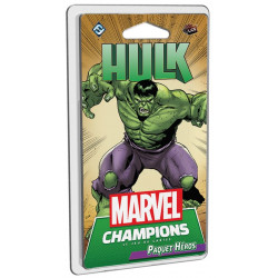 Marvel Champions : Le Jeu de Cartes - Paquet Hulk