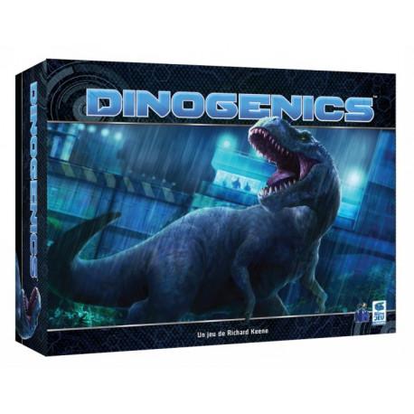 DinoGenics - French version