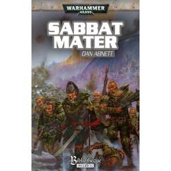 Roman 40k : Sabbat Mater