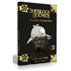 Sherlock Holmes : Enquêtes surnaturelles