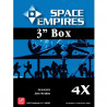 "Space Empires 4X - 3"" Box"