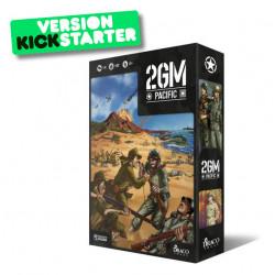 2GM Pacific - édition Kickstarter
