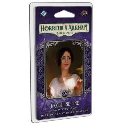 Arkham JCE : Jaqueline Fine - Deck Investigateur