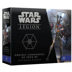Star Wars Legion Droïdes Commandos de Série BX